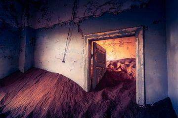Eindringen von Sand von Joris Pannemans - Loris Photography