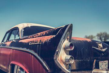 Heck eines Dodge Coronet Oldtimers von Art By Dominic