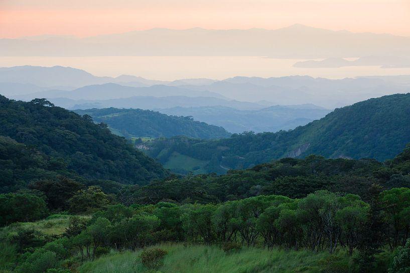View from Monteverde van Martijn Smeets