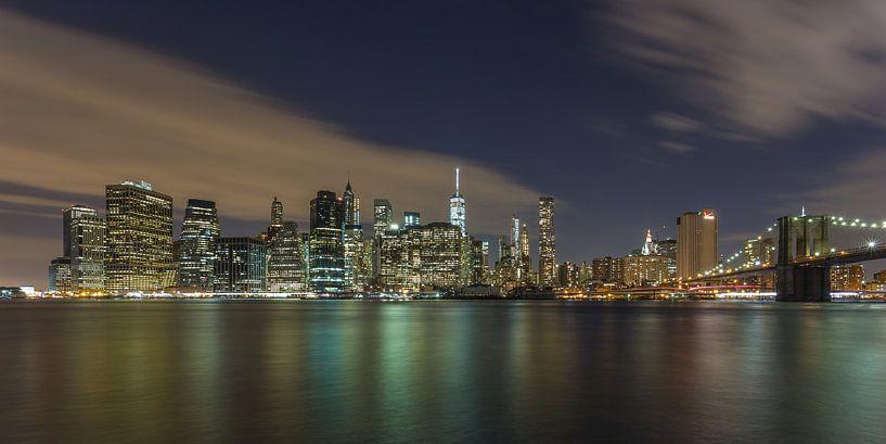 New York Skyline - 14 von Tux Photography