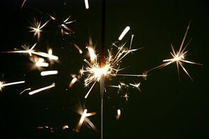 Vuurwerk sterretjes van