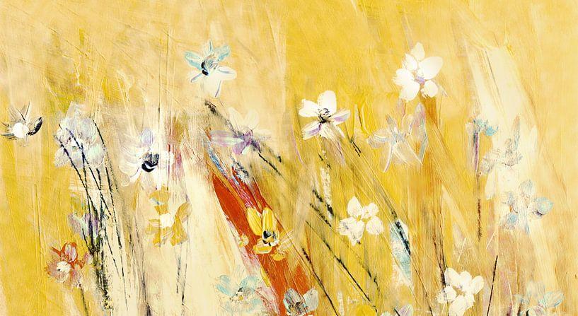 Blumenvielfalt von Claudia Gründler