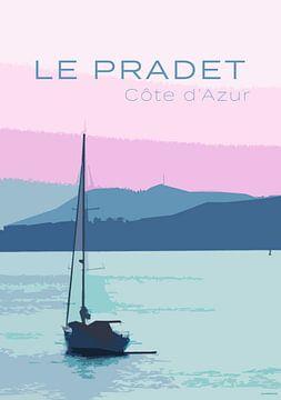 Le Pradet - Côte d'Azur von Birgit Wagner