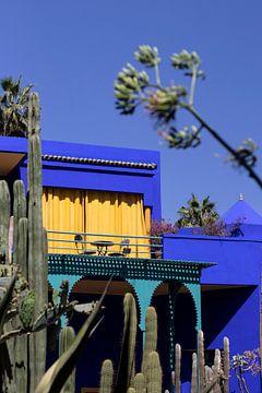 Das blaue Haus von Kimberley Helmendag