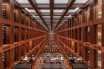Bibliotheek in Berlijn., Massimo Cuomo van 1x