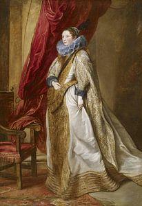 Genuesische Adelige, Antoon van Dyck
