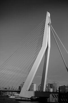 Architektur | Erasmusbrücke von Sylvana Portier