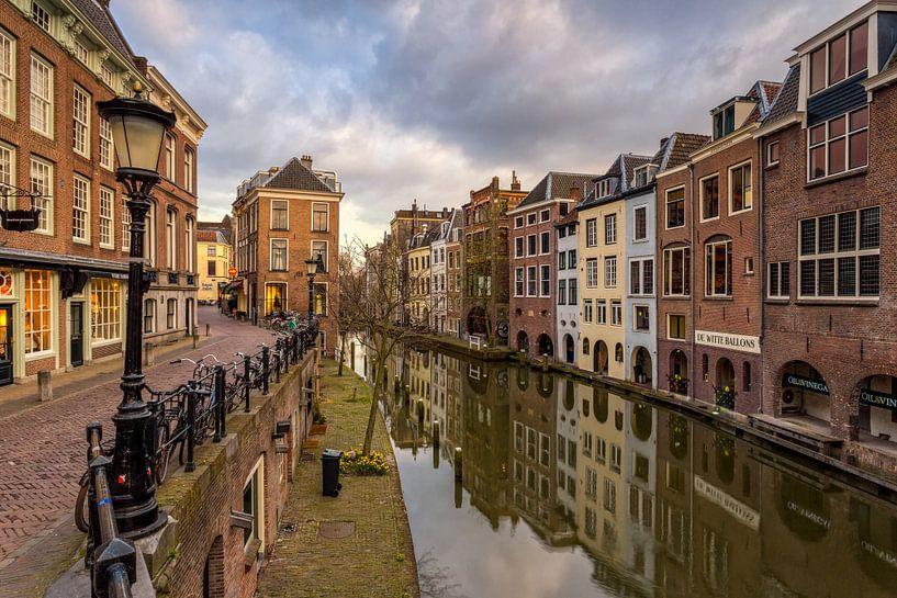 Utrecht - Oude Gracht & Lichte Gaard van Thomas van Galen