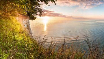 Zonsopgang over de Oostzee bij de Kreifelsen van Rügen van Fine Art Fotografie