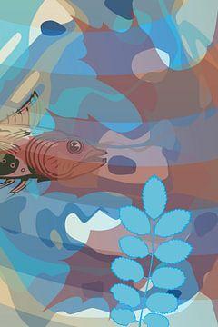 Im Versteck unter Wasser