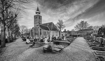 Schwarz-Weiß-Fotografie... von Bert - Photostreamkatwijk