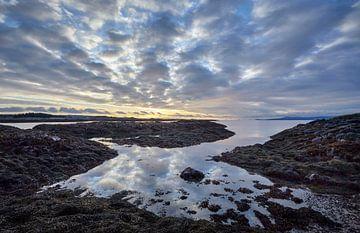 Schottische Küstenansicht von Graham Forrester