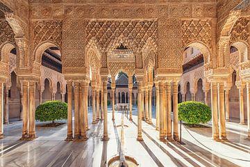 Die Alhambra von Granada von Manjik Pictures