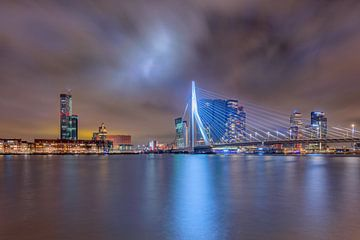 L'horizon de Rotterdam sur Dennisart Fotografie