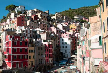 Cinqueterre Italië van Bianca ter Riet