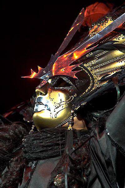 The Mask van Brian Morgan