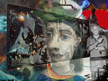 Masters at work, Pablo Picasso van