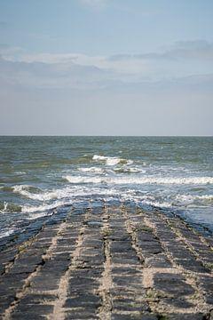 Wind und Meer von Rik Verslype