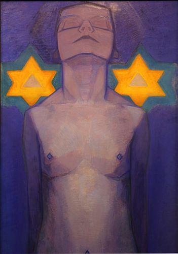 Piet Mondriaan. Evolutie van 1000 Schilderijen