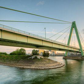 Severinsbrücke Keulen van Michael Valjak