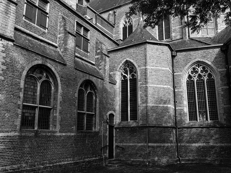 Sint Nicolaaskerk Brouwershaven van René van der A
