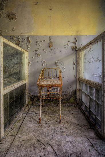 ziekenhuis van Henny Reumerman