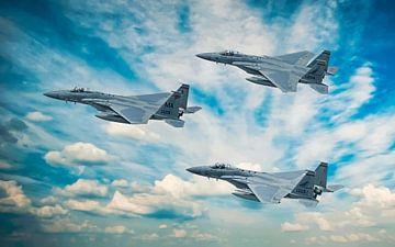 McDonnell Douglas F-15 Eagle sur Gert Hilbink