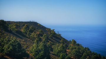 Volcan San Antonio | La Palma sur Rob van der Pijll