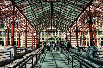 Ellis Island, New York City van Eddy Westdijk