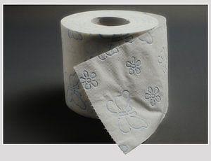 Toiletpapier van