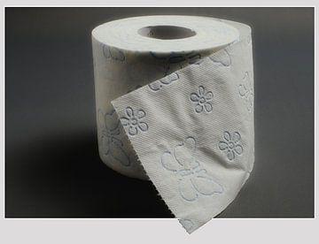 Toiletpapier van Hans Heemsbergen