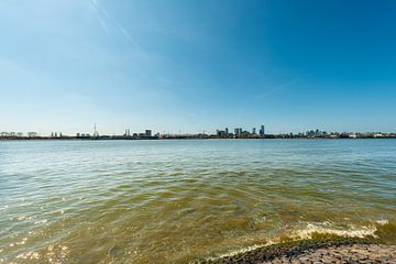 Skyline von Rotterdam von Brian Morgan