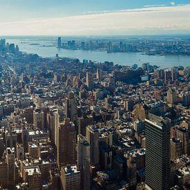 New York City van Bram van Kattenbroek