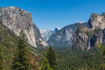 Iconisch Yosemite van Peter Leenen