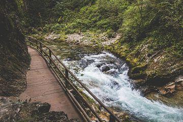 Triglav Nationaal Park, Slovenië van Tibo Ceulers