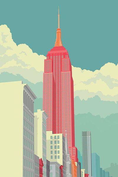 5th Avenue NYC van Remko Heemskerk