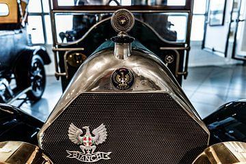 Bianchi grille en radiator ornament von autofotografie nederland