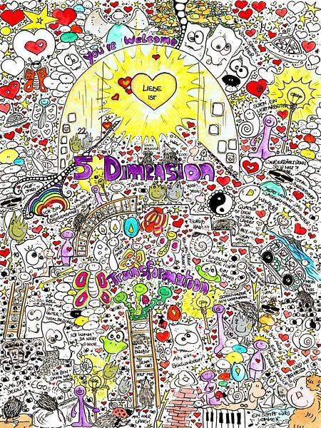 Die 5. Dimension van Sandra Riedel ( SaRidie-arts)