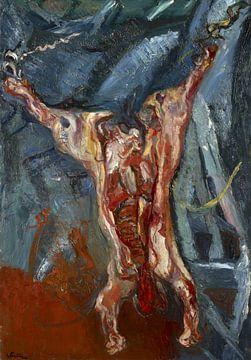 Rindfleischkadaver, Chaim Soutine