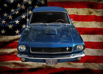 Ford Mustang 1 van aRi F. Huber