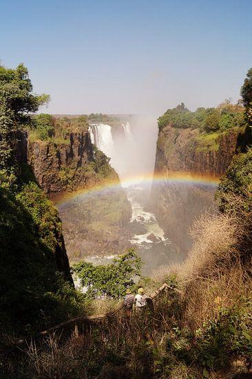 Rainbow over Victoria