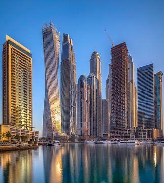 Dubai Marina sur Rene Siebring