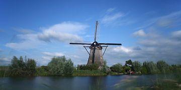 Molen Kinderdijk van Wim Zoeteman