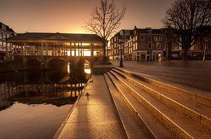 Korenbeursbrug in Leiden