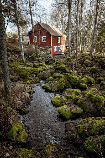 Swedish houses. van Remco van Adrichem
