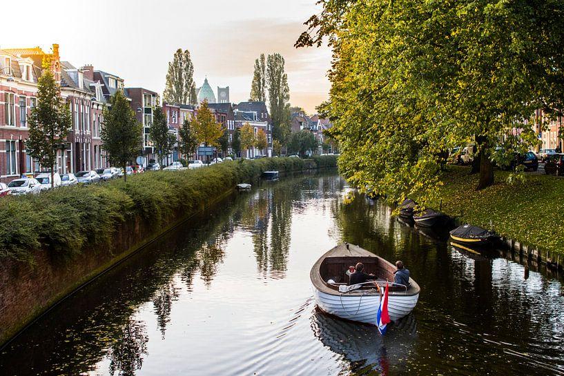 Haarlems water van Leon Weggelaar