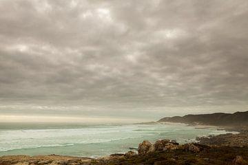 Kustlandschap vlakbij Kaap de Goede Hoop von Simone Janssen