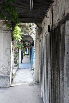Den Korridor hinunter von Ruth de Groot