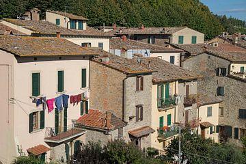 Cortona in Toscane von Barbara Brolsma