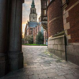 Martinitoren Groningen van Max ter Burg Fotografie
